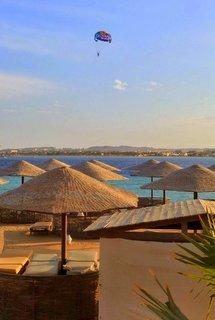 Sonnenanbeter werden in Aegypten - El Gouna gluecklich sein