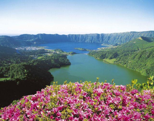 Azoren - ein Naturparadies -atemberaubend schön