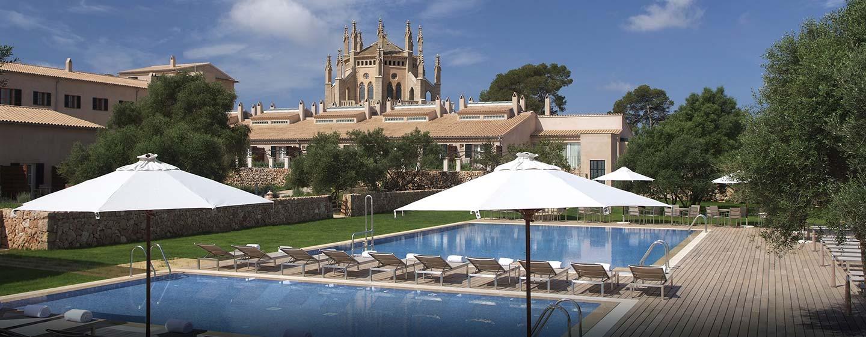Schöner Urlaub machen im Hotel Hilton Sa Torre Mallorca