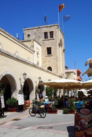 Altstadt von Kos Stadt