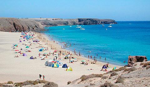 Billiger Strandurlaub auf Lanzarote
