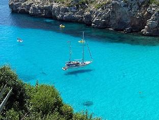 Segeln, Baden und Sonne Tanken auf den Balearen